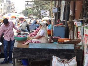 Monday market 1