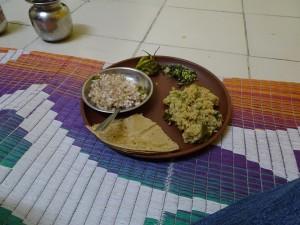 Repas indien 1